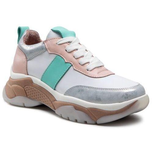 Damskie obuwie sportowe, Sneakersy BADURA - 6579-69 Multikolor 1105