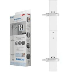 Adapter do bramek i balustrad, StairFlex, REER - biały