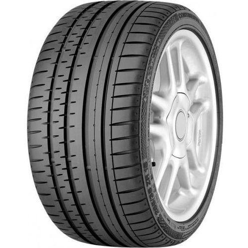 Opony letnie, Continental ContiSportContact 2 245/45 R18 100 W