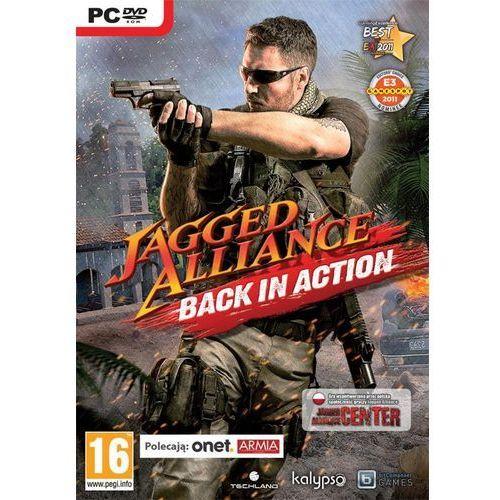 Gry na PC, Jagged Alliance Back in Action - K00421- Zamów do 16:00, wysyłka kurierem tego samego dnia!