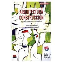 Książki do nauki języka, Arquitectura y construccion podręcznik poziom B1 - B2 (opr. miękka)