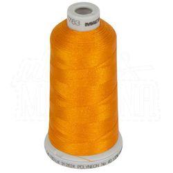 Nić do haftu Madeira Polyneon No.40 - 1000m, pomarańczowy