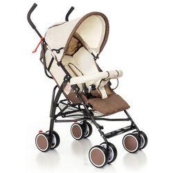 Wózek spacerówka Moolino Compact F beżowo-brązowy