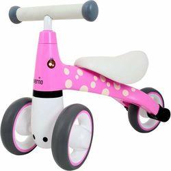 Rowerek biegowy Mini Bike Cat różowy