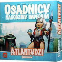 Puzzle, Portal Games Gra Osadnicy: Atlantydzi