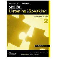 Książki do nauki języka, Skillful 2 Listening & Speaking. Podręcznik + Digibook (opr. miękka)