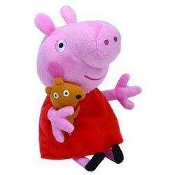 Beanie Babies Lic PEPPA PIG - Baby reg. Darmowy odbiór w niemal 100 księgarniach!