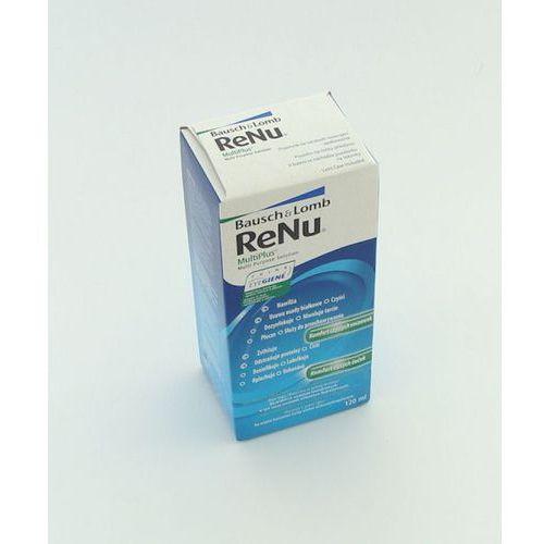 Płyny pielęgnacyjne do soczewek, Renu MultiPlus 120 ml