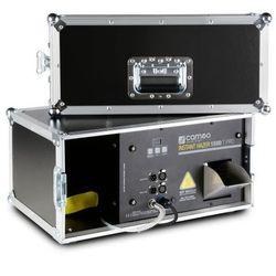 Cameo Instant Hazer 1500 T PRO - Touring-Hazer sterowany mikroprocesorem - wytwornica mgły Płacąc przelewem przesyłka gratis!