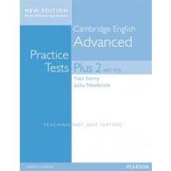 Practice Tests Plus Advanced 2. Podręcznik z Kluczem + CD (opr. miękka)