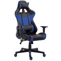 Fotel Gamingowy Racer PRO Niebieski