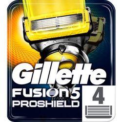 Gillette głowice wymienne ProShield – 4 szt