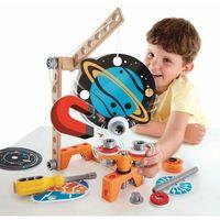 Zabawki z drewna, Hape Laboratorium naukowe - 7 eksperymentów z magnesami