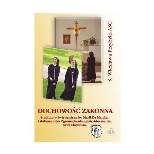 Książki religijne, Duchowość Zakonna (opr. miękka)