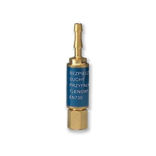 Akcesoria spawalnicze, BEZPIECZNIK GAZOWY PRZYPALNIKOWY TLENOWY BSP1-T