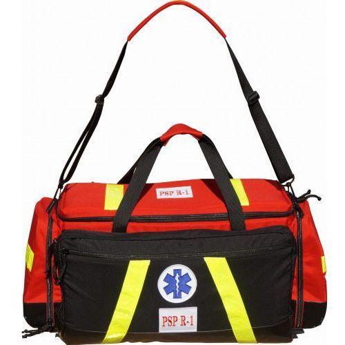 Zestawy ratowicze, Zestaw ratowniczy PSP R1 w torbie