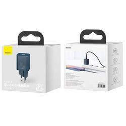 Baseus Super Si   Ładowarka sieciowa zasilacz USB-C Type-C 20W Power Delivery do iPhone 12 EOL Ładowarki -20% (-20%)