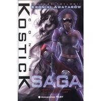 Książki fantasy i science fiction, Saga (opr. miękka)