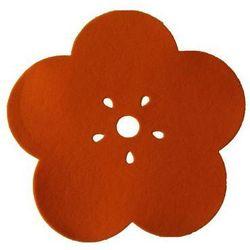 Dywan SALSA pomarańczowy 50 x 50 cm wys. runa 3 mm MULTI-DECOR