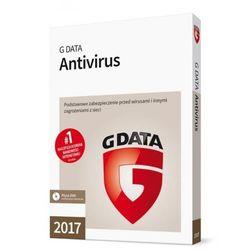 G DATA G DATA AntiVirus BOX 3PC 1ROK 2017