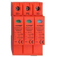Baterie słoneczne, Ogranicznik przepięć FOTTON OBV26PVG-12,5 kl. I, II (B+C) 1000V DC iskiernikowy