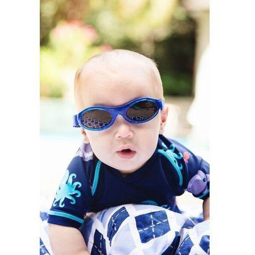 Okulary przeciwsłoneczne, Okulary przeciwsłoneczne UV, 0-2 lat, BABY BANZ - Red Dot