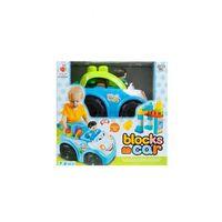 Klocki dla dzieci, MC Auto z klockami 5O37JJ Oferta ważna tylko do 2023-04-03
