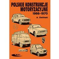 Biblioteka motoryzacji, Polskie konstrukcje motoryzacyjne 1966-1970 (opr. kartonowa)