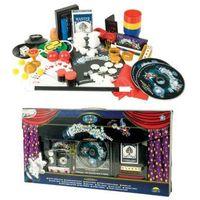 Pozostałe zabawki, Duży Zestaw Młodego Magika - 150 Sztuczek + Dwa DVD!!