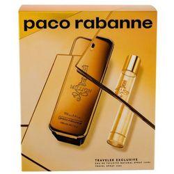 Paco Rabanne 1 Million zestaw 100 ml Edt 100 ml + Edt 20 ml dla mężczyzn