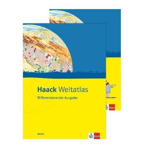 Pozostałe książki, Haack Weltatlas, Differenzierende Ausgabe für Berlin