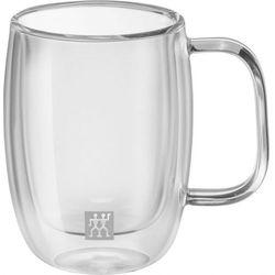 Zwilling - Sorrento Plus - 2 szklanki do espresso o podwójnych ściankach (pojemność: 0,13 l)