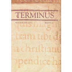 Terminus rocznik XIII 2011 zeszyt 24 (opr. miękka)