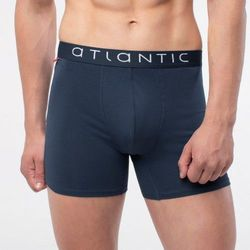 Bokserki męskie Atlantic long shorts MH-1110 denim