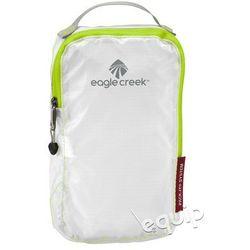 Pokrowiec na odzież Eagle Creek Specter Quarter Cube - white