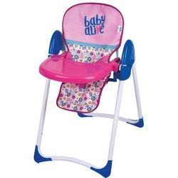 Hauck krzesełko do karmienia Baby Alive - BEZPŁATNY ODBIÓR: WROCŁAW!