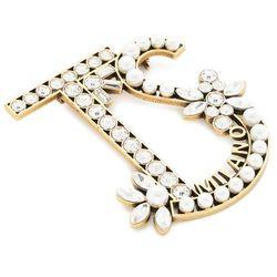 Broszka TWINSET - Spilla 211TO5017 Crystal 00888