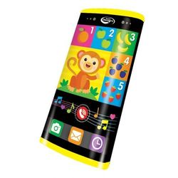 Smartfon Nauka z Małpką (DD80104). Wiek: 3+