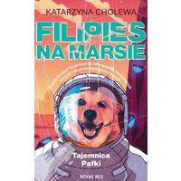 Książki dla dzieci, Filipies na marsie (opr. miękka)