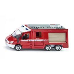 SIKU 2113 Wóz strażacki Mercedes Sprinter 6x6. Darmowy odbiór w niemal 100 księgarniach!