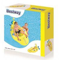 Baseny dla dzieci, Bestway 41098 ŻÓŁTA ŁÓDŹ PODWODNA 1.65mx86cm (1718, Bestway)