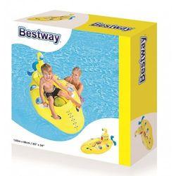 BESTWAY Żółta łódź podwodna 165x86 cm