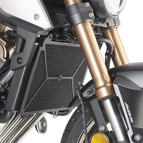 Pozostałe akcesoria do motocykli, Kappa kpr1173 osłona chłodnicy honda cb 650 r czarna