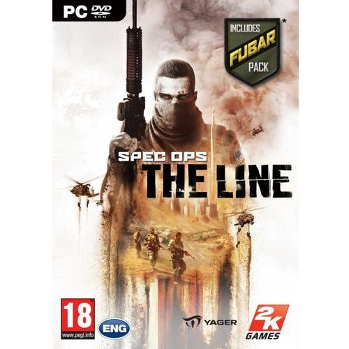 Gry na PC, Spec Ops The Line (PC)
