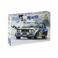 Figurki i postacie, Model plastikowy Fiat 131 Abarth Rally