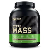 Gainery, OPTIMUM NUTRITION Serious Mass Gainer 5.44kg - Ciastko z kremem
