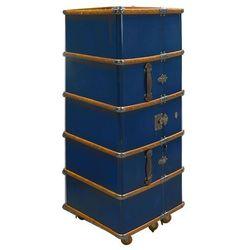 Authentic Models Barek Stateroom, niebieski MF078N