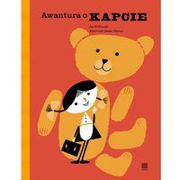 Książki dla dzieci, Awantura o kapcie - Jan Wilkowski (opr. twarda)