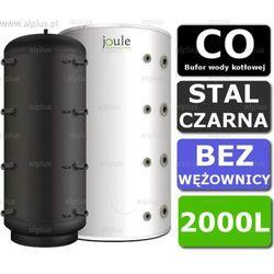 BUFOR JOULE 2000L zbiornik buforowy akumulacyjny CO bez wężownicy Wysyłka gratis!