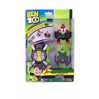 Figurki i postacie, Epee Ben 10 Omnitrix Omni Transform Fourarms + WildVine